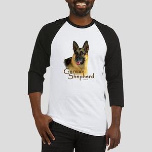 German Shepherd Dog-2 Baseball Jersey