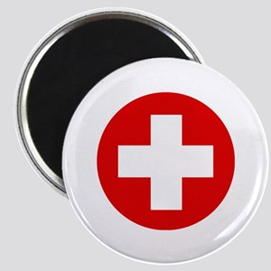 First Aid Kit Magnet