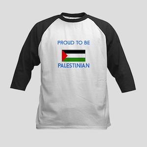 Proud to be Palestinian Baseball Jersey
