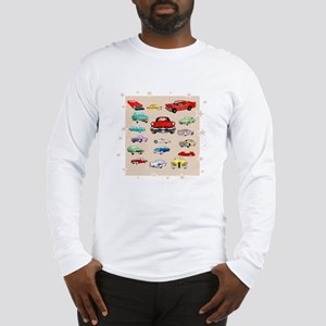 Classic Cars Long Sleeve T-Shirt