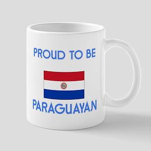 Proud to be Paraguayan Mugs