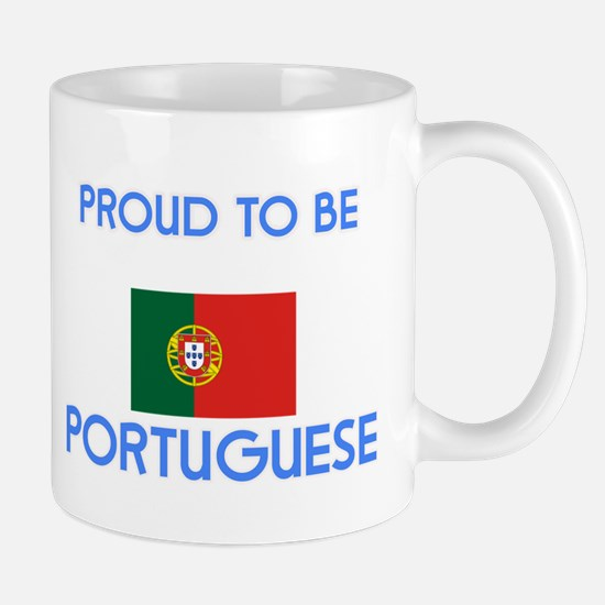 Proud to be Portuguese Mugs