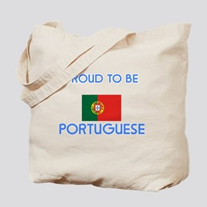Proud to be Portuguese Tote Bag
