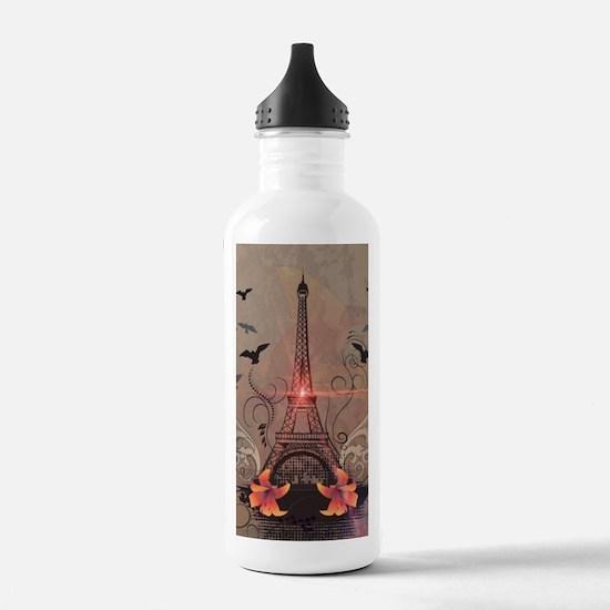 The Eiffel Tower Water Bottle