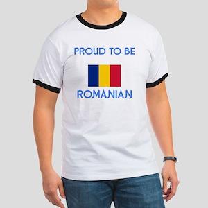 Proud to be Romanian T-Shirt