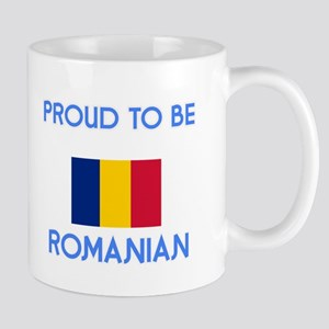 Proud to be Romanian Mugs