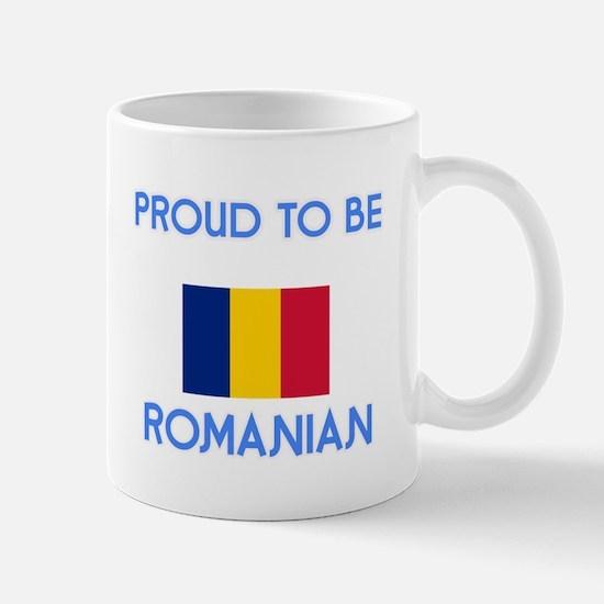 Proud to be Romanian Mugs