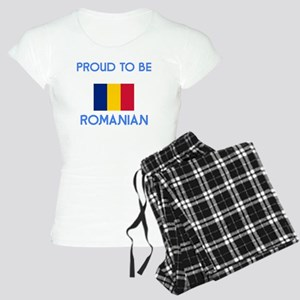 Proud to be Romanian Pajamas