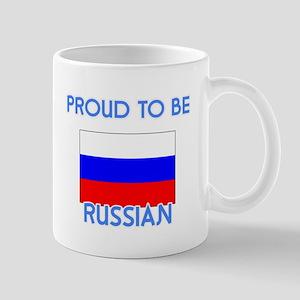 Proud to be Russian Mugs