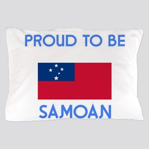 Proud to be Samoan Pillow Case