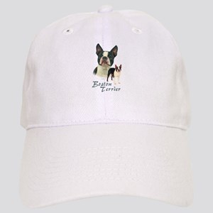 Boston Terrier-2 Cap
