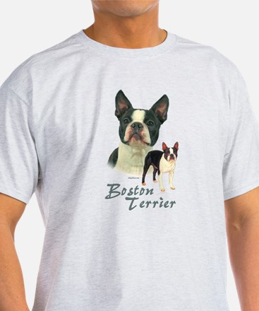 Boston Terrier-2 T-Shirt