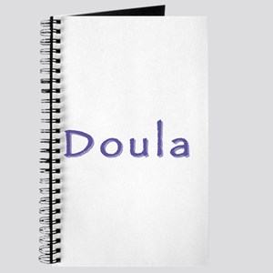 Doula white/purple Journal