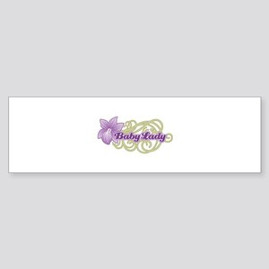 BabyLay Paraphernalia Bumper Sticker