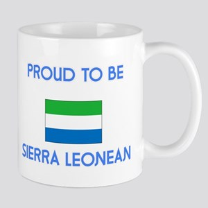 Proud to be Sierra Leonean Mugs