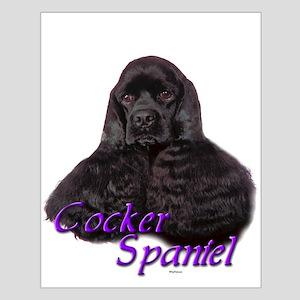 Cocker Spaniel-3 Small Poster