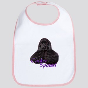 Cocker Spaniel-3 Bib