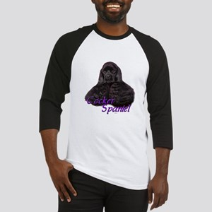 Cocker Spaniel-3 Baseball Jersey