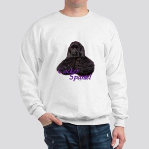 Cocker Spaniel-3 Sweatshirt