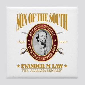Evander Law (SOTS2) Tile Coaster