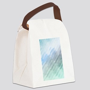A Newfound Serenity Canvas Lunch Bag