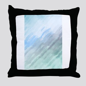 A Newfound Serenity Throw Pillow
