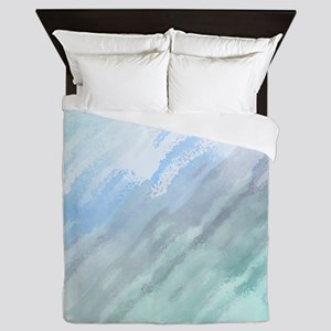 A Newfound Serenity Queen Duvet