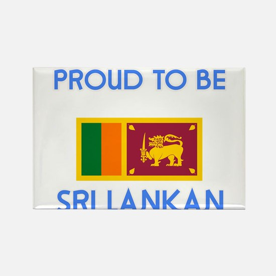 Proud to be Sri Lankan Magnets