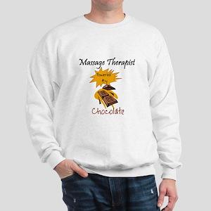 Massage Therapist Sweatshirt