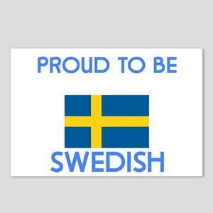 Proud to be Swedish Postcards (Package of 8)