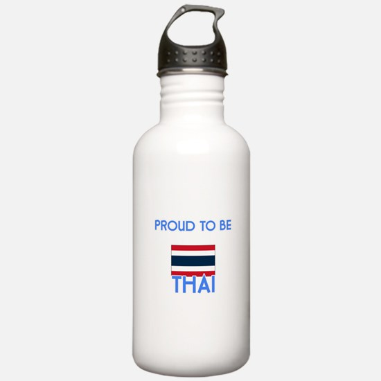Proud to be Thai Water Bottle