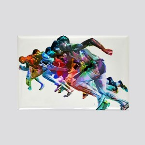 Super Crayon Colored Sprinters Magnets