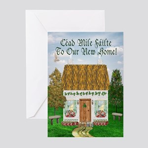 Welcome to Our New Home! Greeting Cards (Pk of 20)