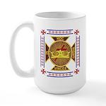The Templars Large Mug