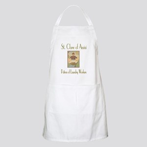 St. Clare of Assisi BBQ Apron