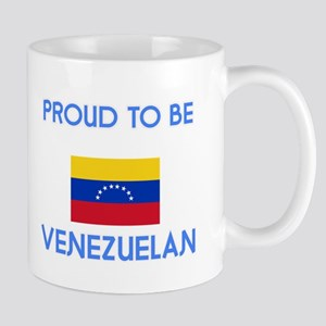 Proud to be Venezuelan Mugs