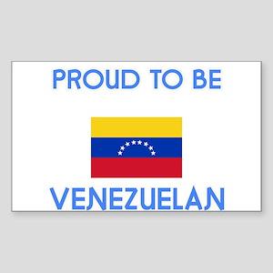 Proud to be Venezuelan Sticker