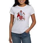 Lancelot Family Crest Women's T-Shirt