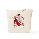 Lancelot Family Crest Tote Bag