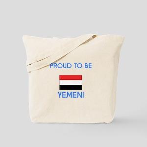 Proud to be Yemeni Tote Bag