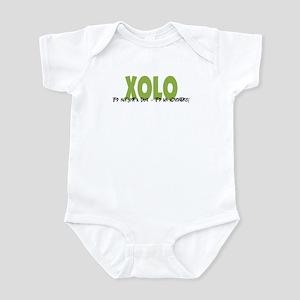 Xolo IT'S AN ADVENTURE Infant Bodysuit