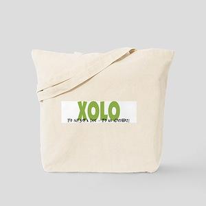 Xolo IT'S AN ADVENTURE Tote Bag