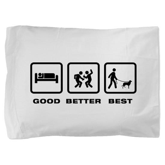 Smooth Collie Pillow Sham