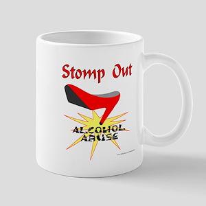 ALCOHOL ABUSE AWARENESS Mug