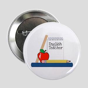English Teacher (Notebook) Button