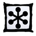 Baby Visual Stimulation Pillow (Astericks)