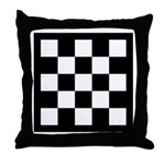 Baby Visual Stimulation Pillow (Checkers)