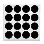 Baby Visual Stimulation Tile (Dots)