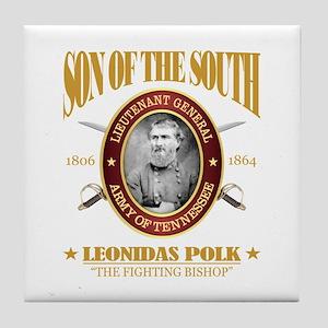 Leonidas Polk (SOTS2) Tile Coaster