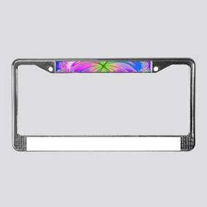 Fractal 20090610 License Plate Frame